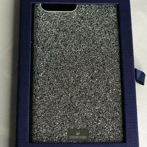 Swarovski Silver Crystal iPhone 6/ 7 / 8 Plus case
